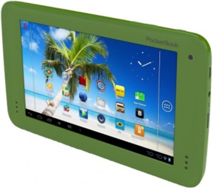 PocketBook SURFpad U7 зеленый